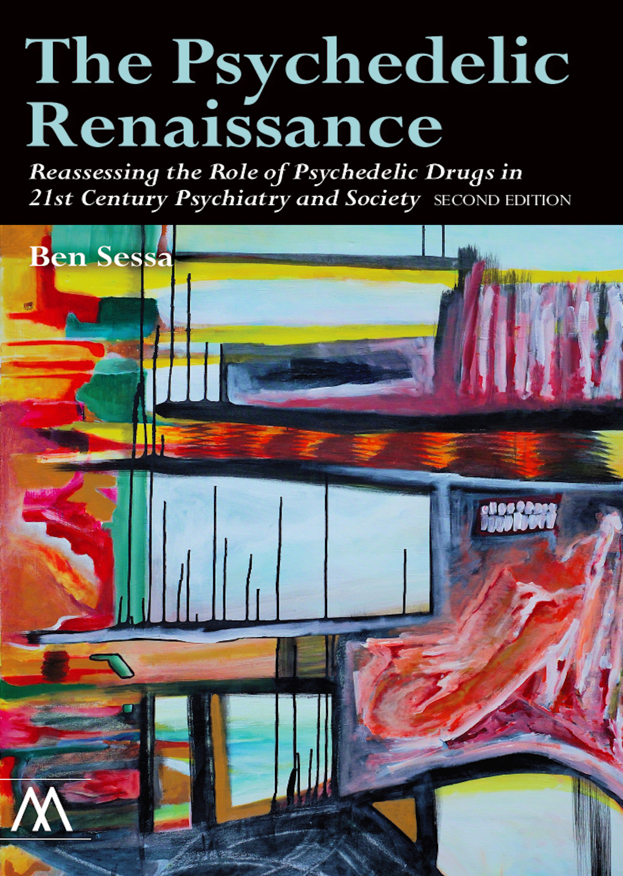 The Psychedelic Renaissance - 2nd Edition Book Cover